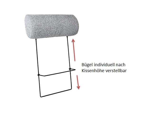 Flip Kopfstütze für Innovation Sofas