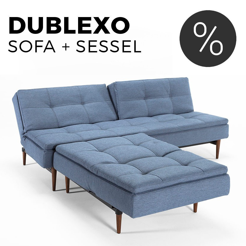Dublexo Sofa Mit Sessel Von Innovation Im Set Sofawunder