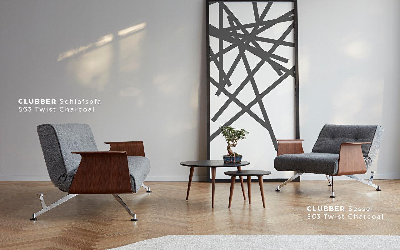 clubber sofa von innovation online kaufen sofawunder. Black Bedroom Furniture Sets. Home Design Ideas