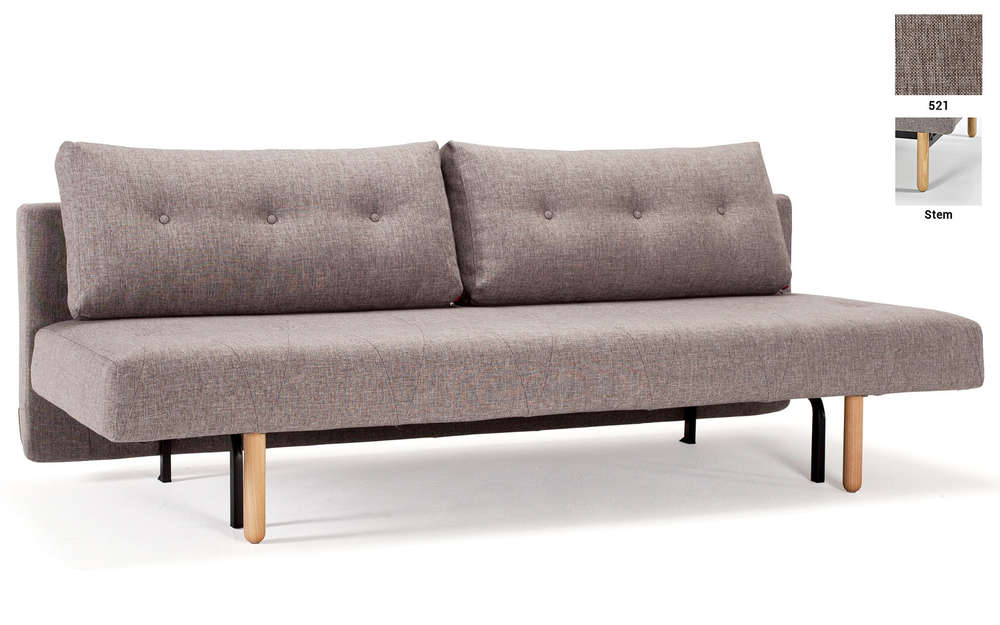 sofa zum schlafen gnstig cool schlafsofa grau inklusive kissen with sofa zum schlafen gnstig. Black Bedroom Furniture Sets. Home Design Ideas