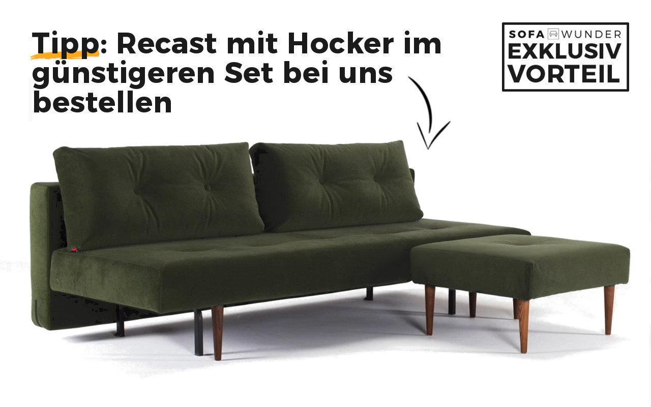 Recast Schlafsofa Von Innovation Günstig Kaufen Sofawunder
