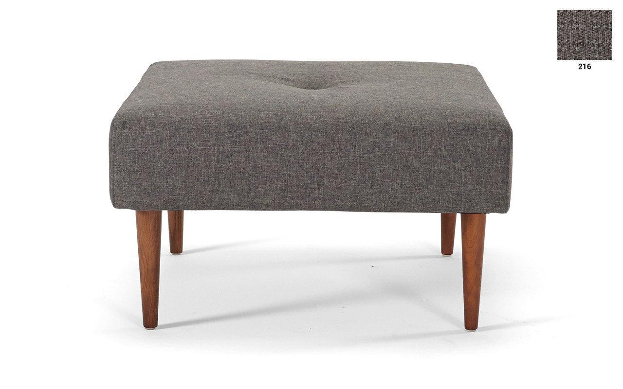 Recast Hocker passend zum Sofa von Innovation | Sofawunder