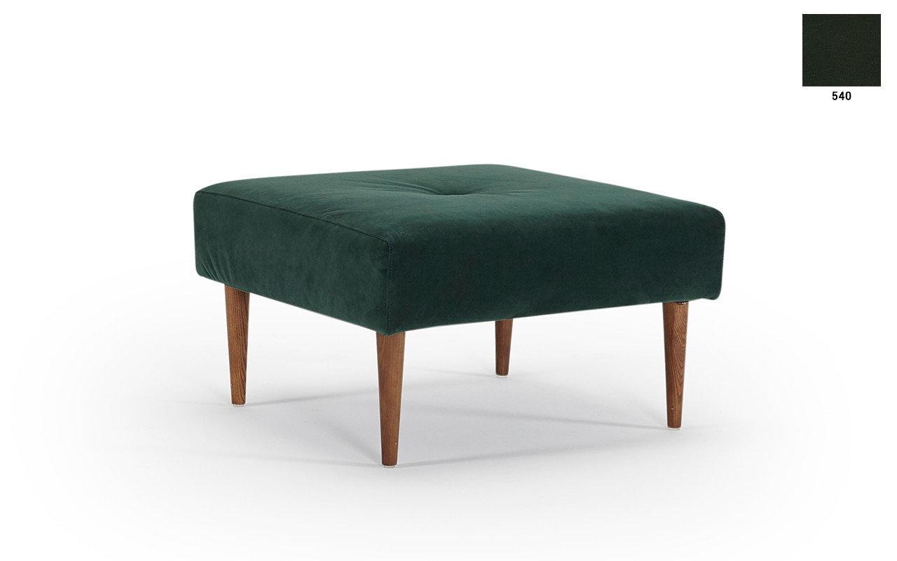 recast hocker passend zum sofa von innovation sofawunder. Black Bedroom Furniture Sets. Home Design Ideas