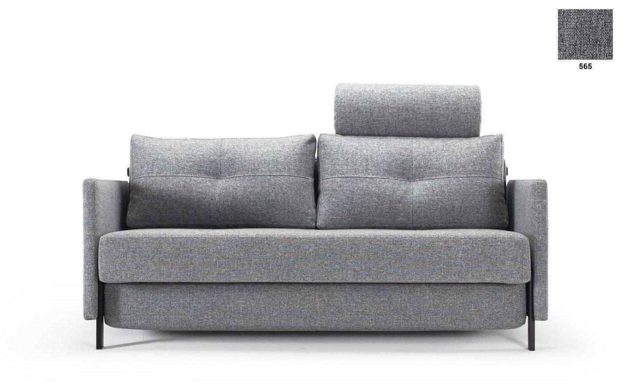 Cubed 140 schlafsofa von innovation kaufen sofawunder for Schlafsofa innovation