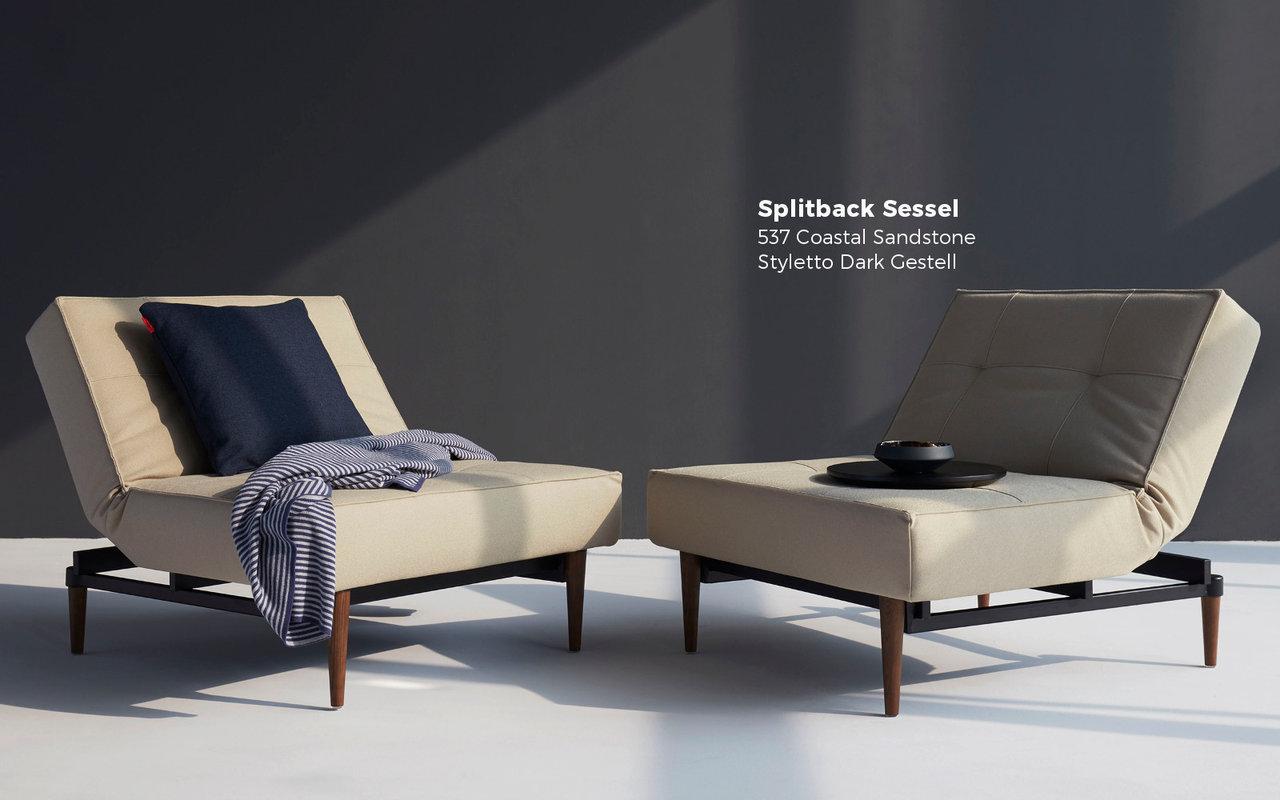 Splitback Schlafsofa Mit Sessel Im Set Kaufen Sofawunder