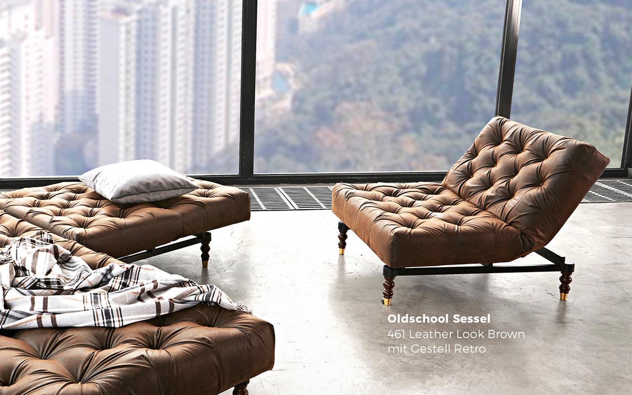 Sofa Sessel Set Oldschool Von Innovation Kaufen Sofawunder