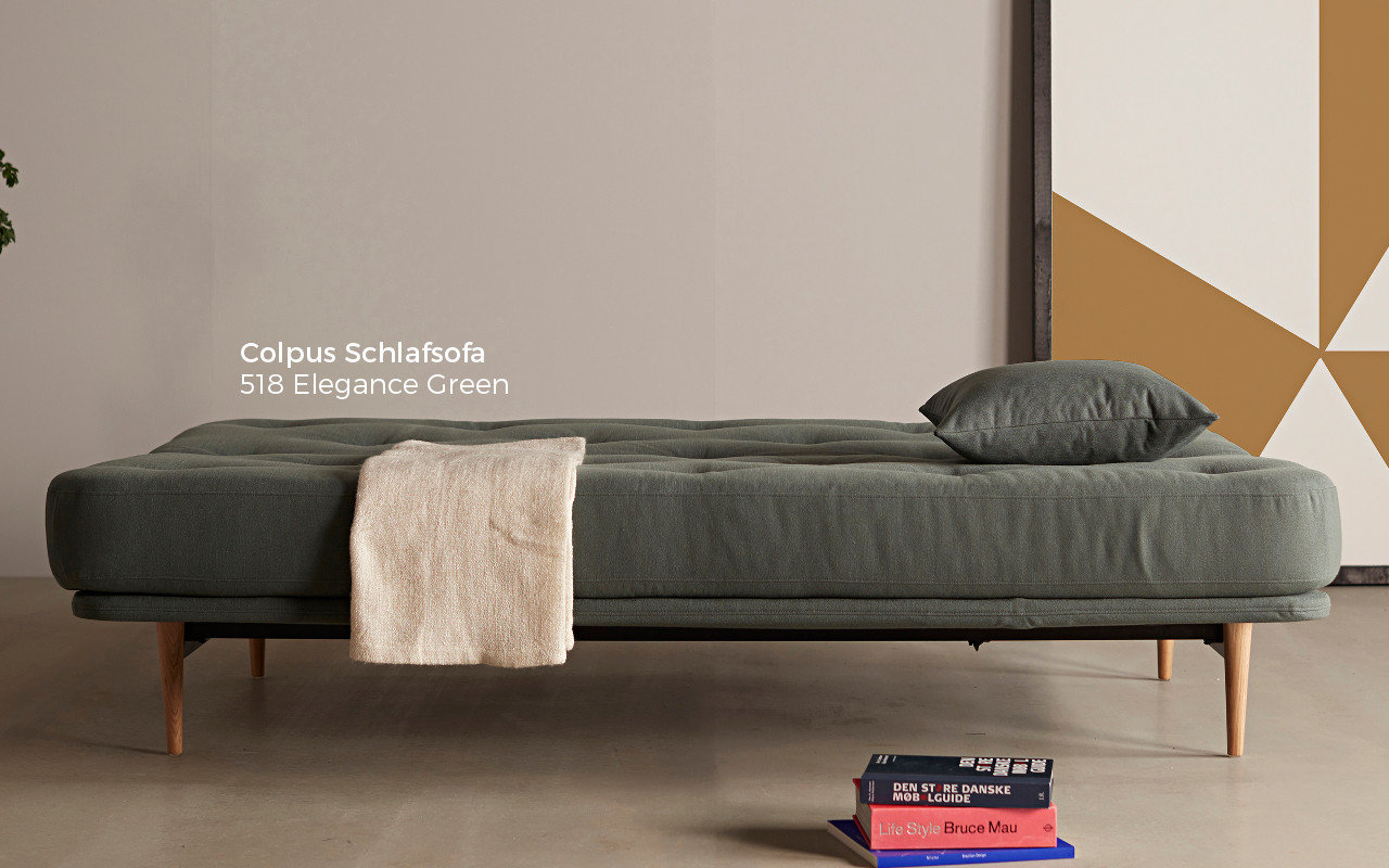 colpus schlafsofa dauerschl fer von innovation sofawunder. Black Bedroom Furniture Sets. Home Design Ideas
