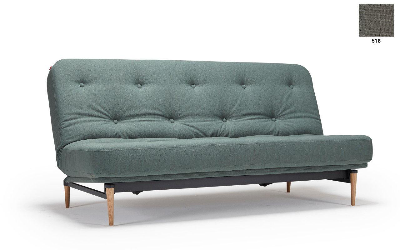 Schlafsofa Dauerschläfer mit Matratze kaufen | Sofawunder