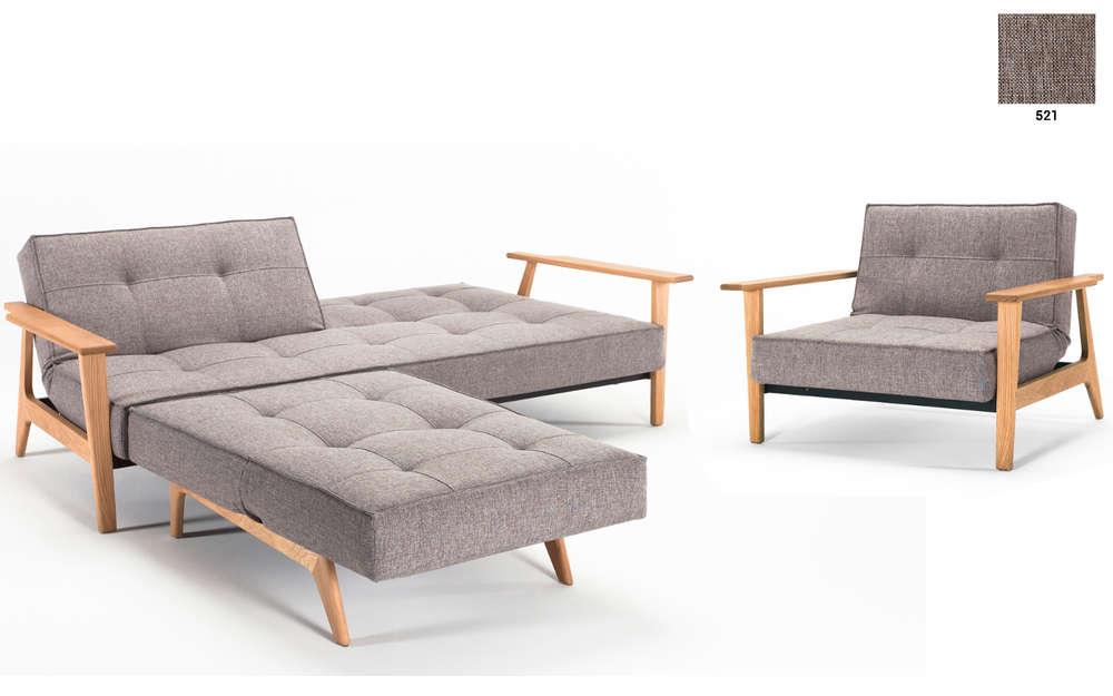 Splitback Frej Sofa Und Sessel Im Set Kaufen Sofawunder