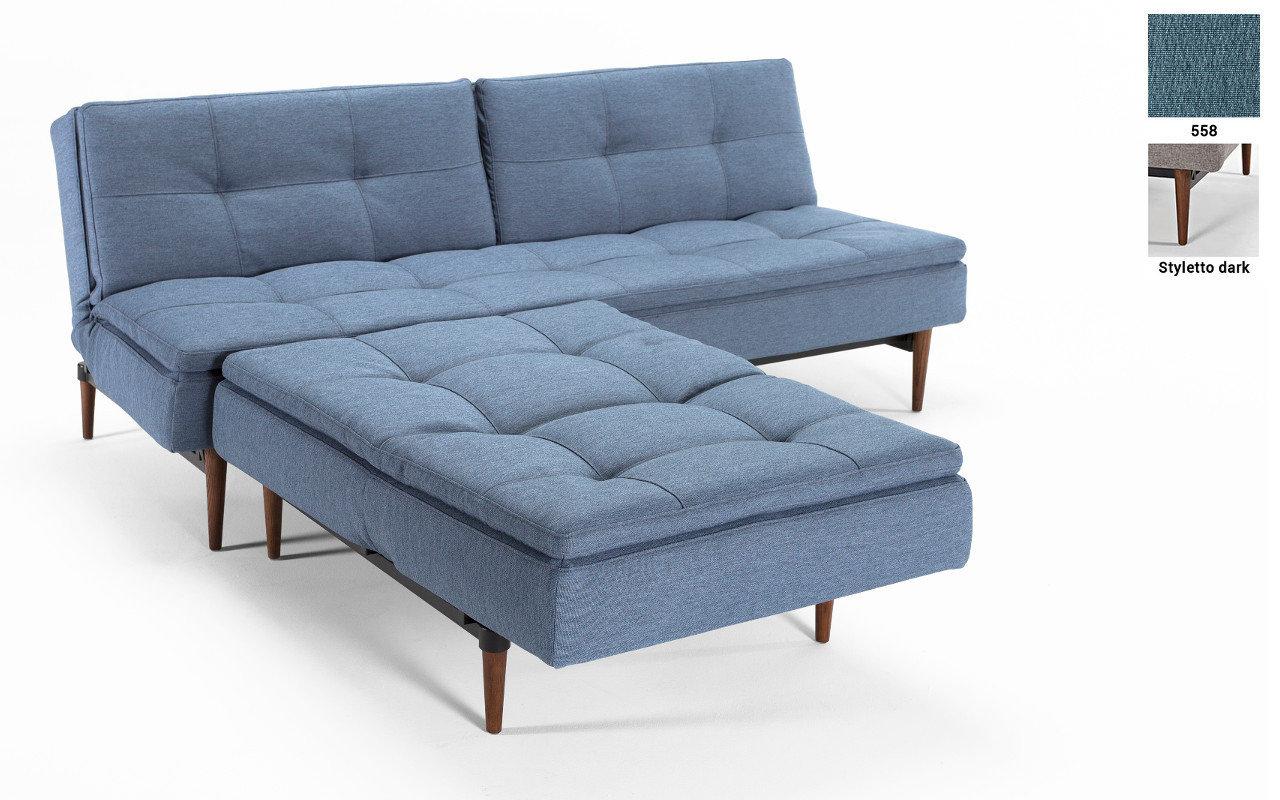 dublexo sofa mit sessel von innovation im set sofawunder. Black Bedroom Furniture Sets. Home Design Ideas
