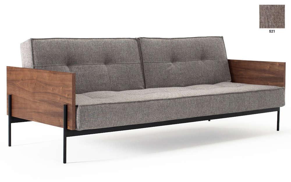 Splitback Lauge Schlafsofa Von Innovation Kaufen Sofawunder