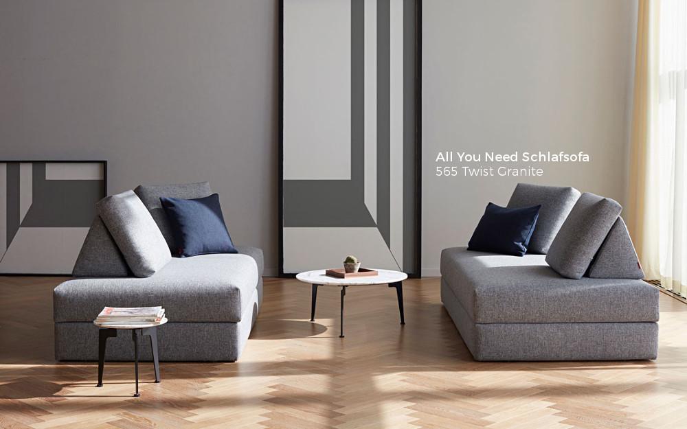All you need schlafsofa von innovation kaufen sofawunder for Schlafsofa 4you