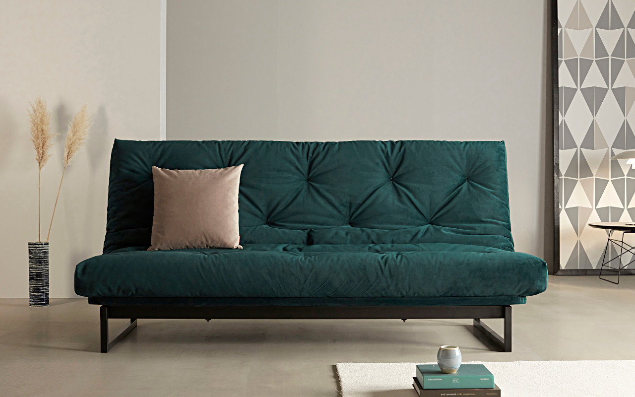 Innovation Fraction Schlafsofa Dauerschlafer Sofawunder