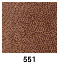 551-Leather-Look-Brown Sofa Ghia
