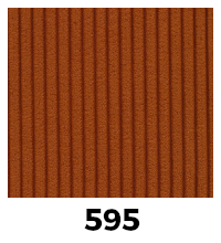 Ramone 90 Sessel von Innovation Stoff: 595 Corduroy Burnt Orange