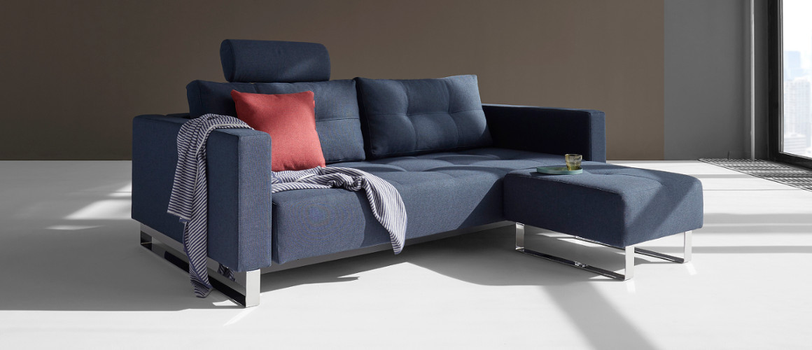 Cassius Deluxe Excess Lounger von Innovation