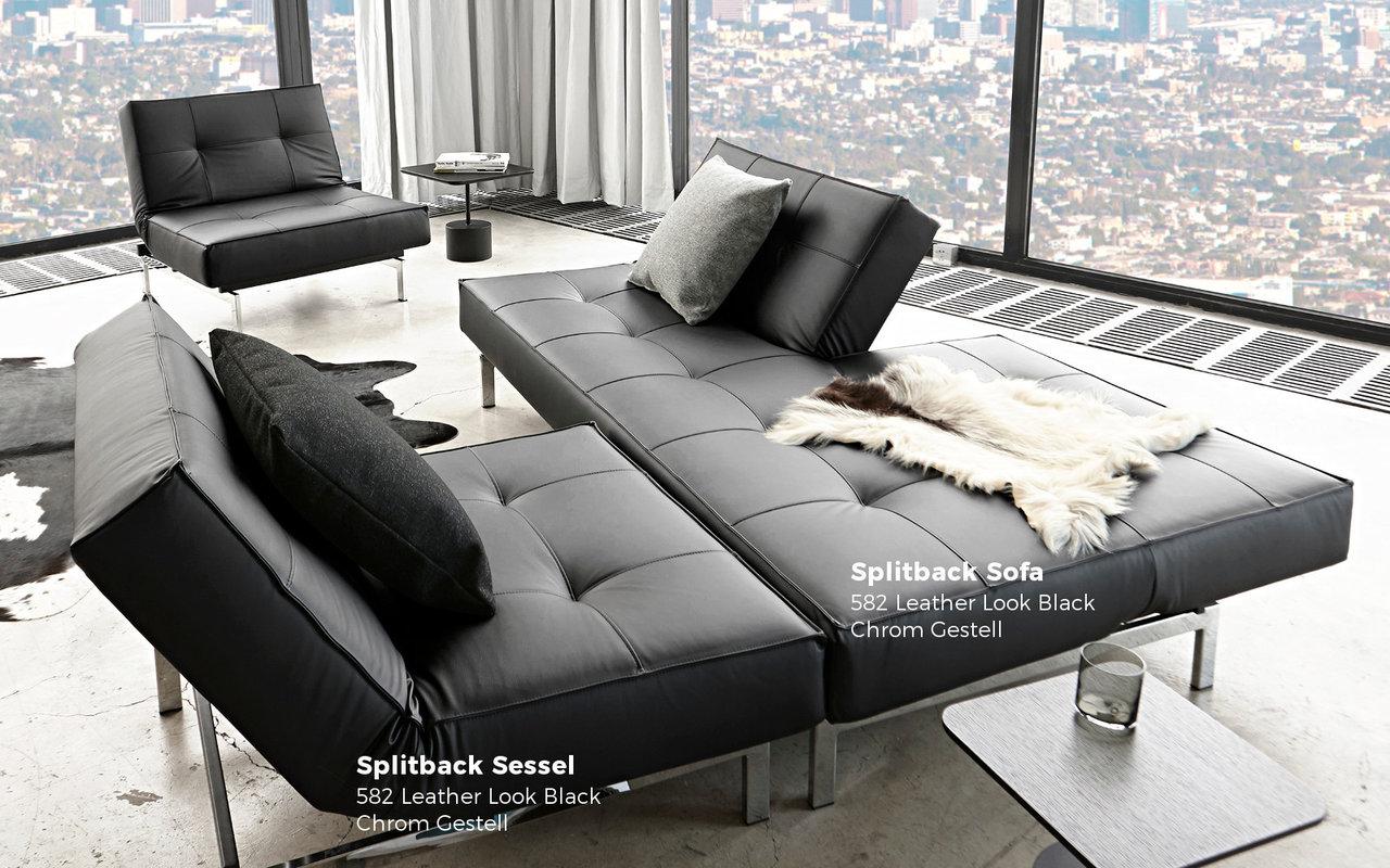 splitback schlafsofa von innovation g nstig kaufen. Black Bedroom Furniture Sets. Home Design Ideas