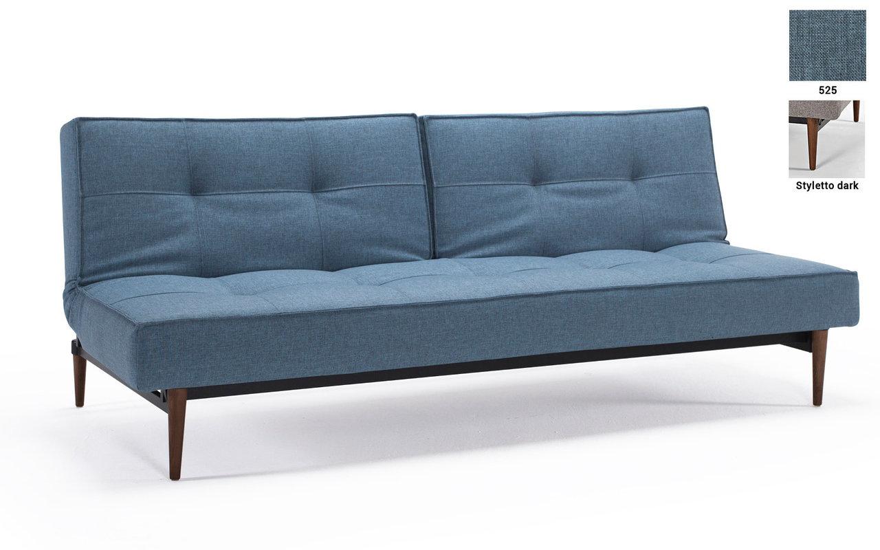 splitback schlafsofa von innovation g nstig kaufen sofawunder. Black Bedroom Furniture Sets. Home Design Ideas